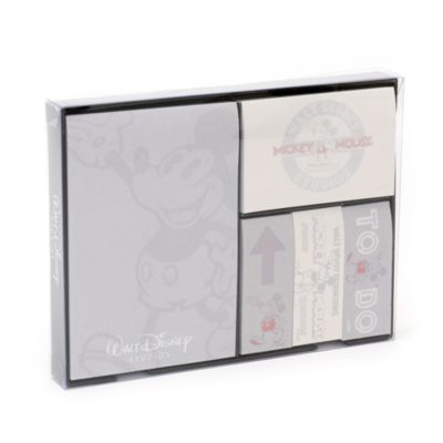 Walt Disney Studios Mickey Mouse Sticky Note Set