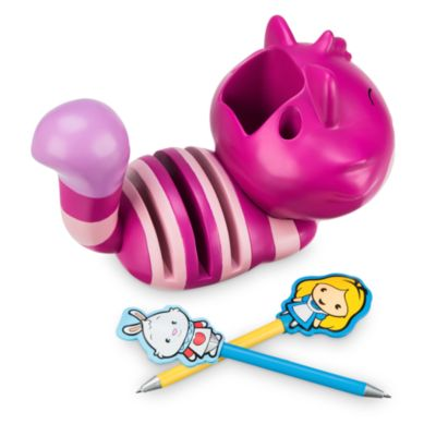 Cheshire Cat MXYZ Desk Accessory Set