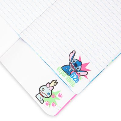 Stitch and Scrump MXYZ Journals, Pack of 2