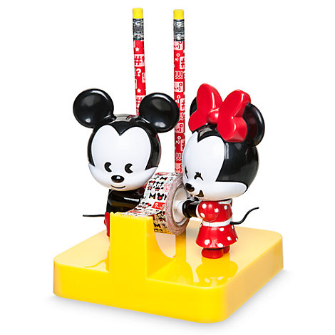 Mickey og Minnie MXYZ skrivebordssæt