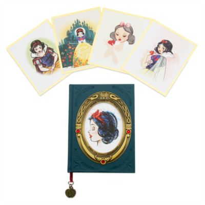 Carnet Blanche Neige, collection Art of Snow White