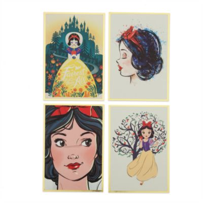 Art of Snow White - Schreibset mit Briefpapier