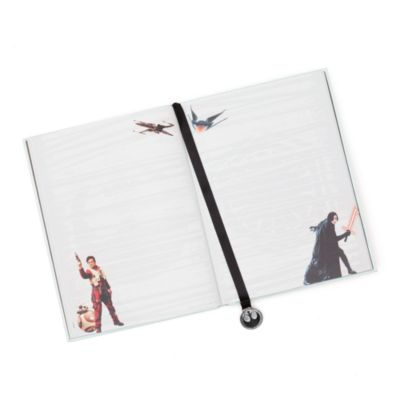 Star Wars: The Last Jedi Light-Up A5 Journal