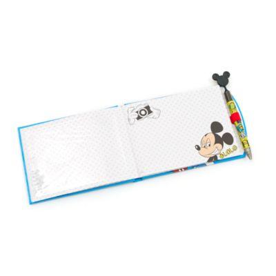 Micky Maus & Freunde - Autogrammbuch mit Stift