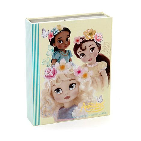 Disney Animators Collection set med anteckningskort