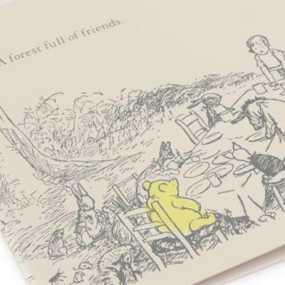 Winnie the Pooh Notecard Set