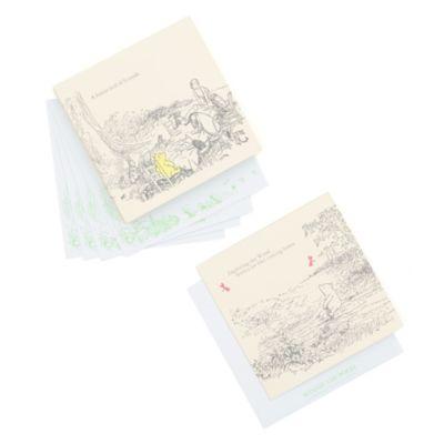 Ensemble de cartes de correspondance Winnie l'Ourson
