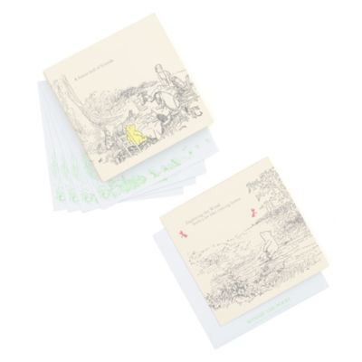 Peter Plys brevkort i sæt