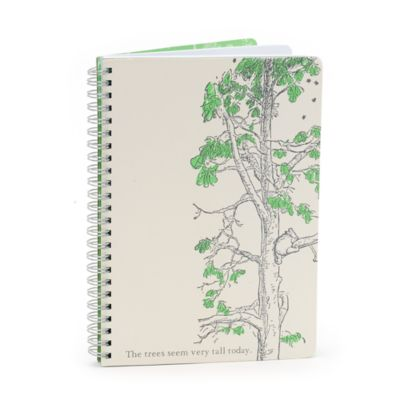 Winnie the Pooh A5 Notebook