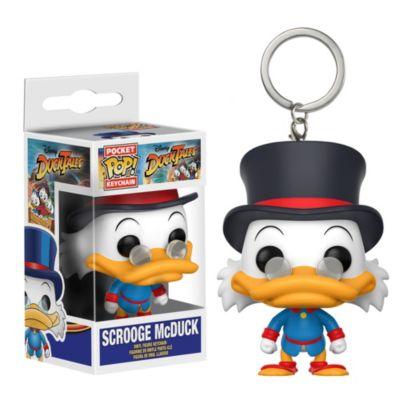 Scrooge McDuck Pop! Vinyl Figure Keyring by Funko