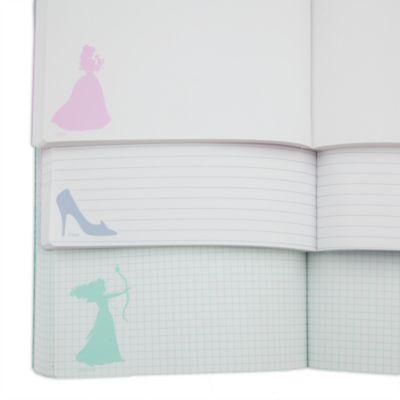 Oh My Disney - Notizbücher, 3er-Set