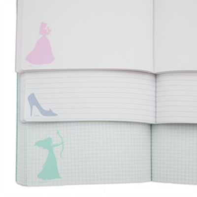 Quaderni Oh My Disney, set di 3