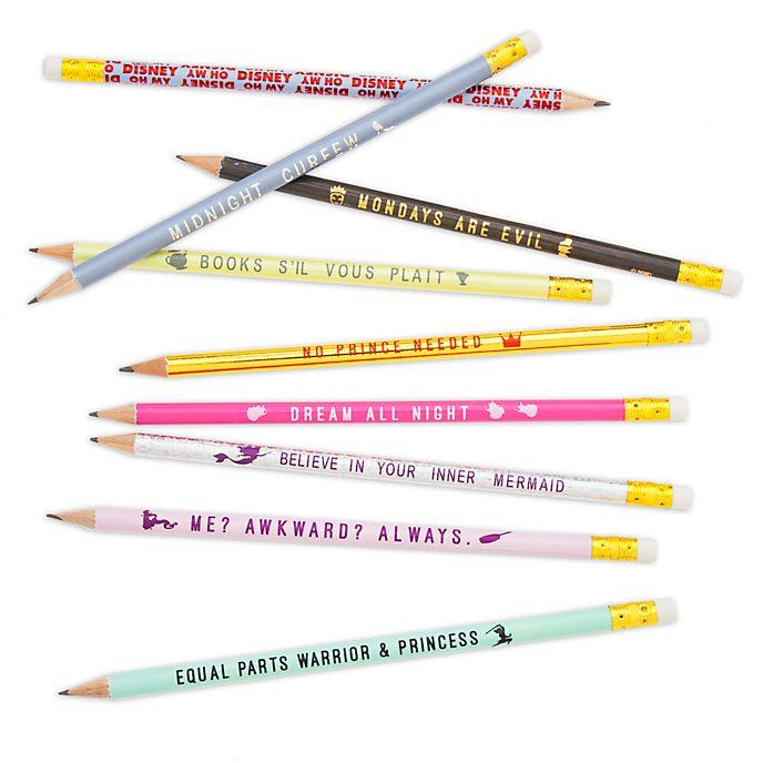 Disney Store Oh My Disney Pencils, Set of 9