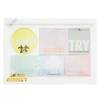 Set de notas adhesivas Oh My Disney