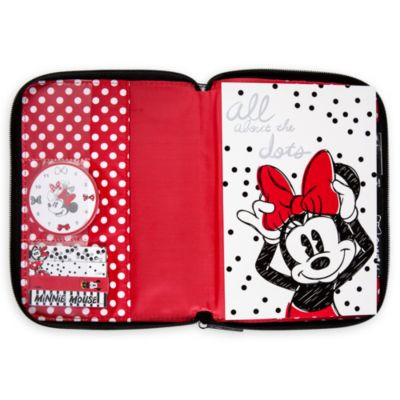 Livre-journal deluxe Minnie Rocks the Dots