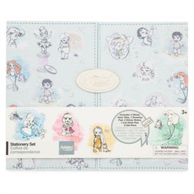 Disney Animators' Collection Stationary Set