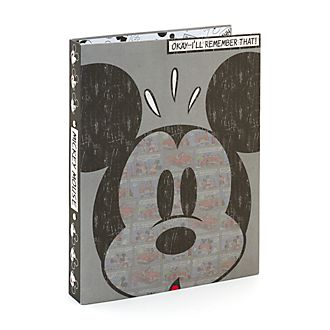 Carpeta aros A4 cómic Mickey Mouse