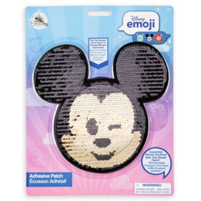 Disney Emoji Mickey Mouse Adhesive Patch