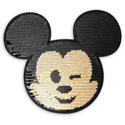 Disney Emoji - Micky Maus - Aufnäher zum Aufkleben