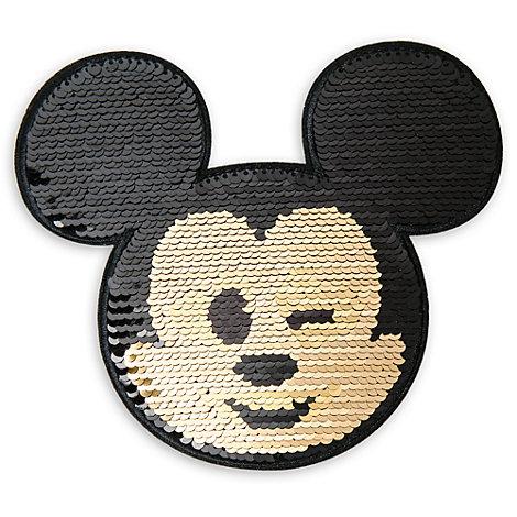 Écusson autocollant Mickey Mouse, Disney emoji
