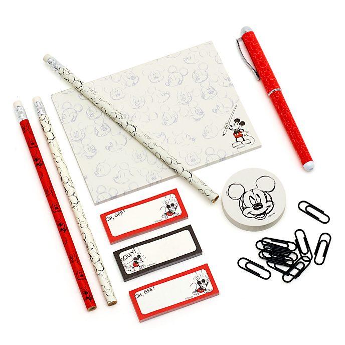 Mickey Mouse Sketch Stationery Set