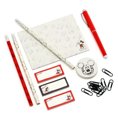 Mickey Mouse Sketch Stationery Set