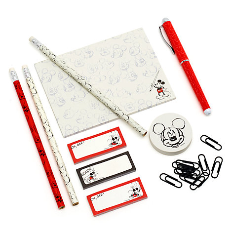 Set papelería Mickey Mouse Sketch
