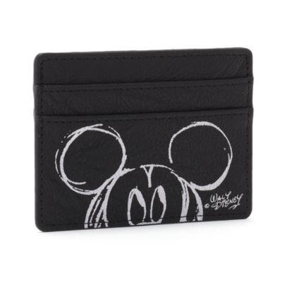 Porta carte di credito Sketch Topolino