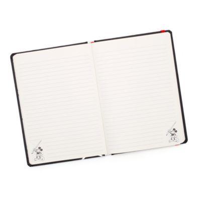 Micky Maus - Sketch A5 Notizbuch - schwarz