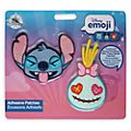 Disney Store Toppe adesive Stitch e Scrap Disney Emoji