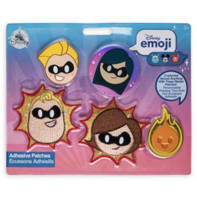 Parches adhesivos Los Increíbles 2, Disney Emoji