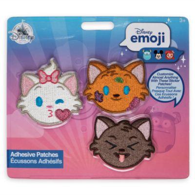 Parches adhesivos Los Aristogatos, Disney Emoji