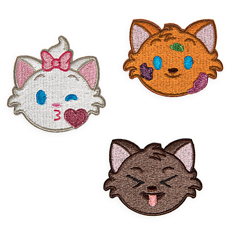 Disney Emoji The Aristocats Adhesive Patches