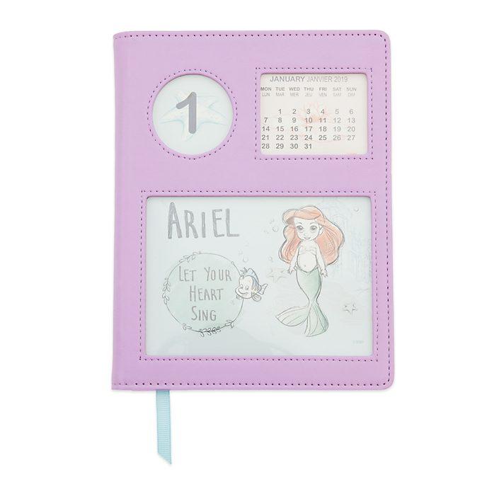 Disney Store Disney Animators' Collection Calendar Journal