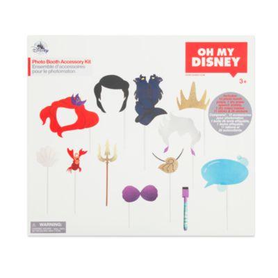 Kit de accesorios para fotomatón, Oh My Disney