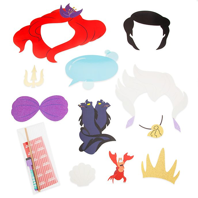 Disney Store Oh My Disney Photo Booth Accessory Kit
