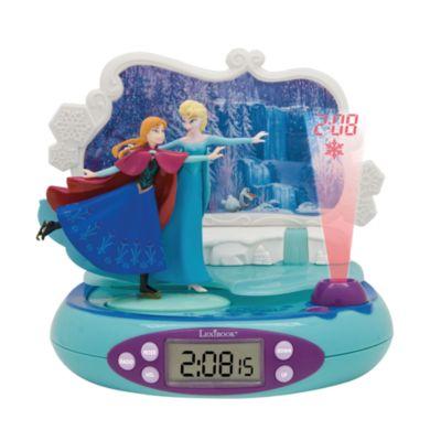 Frozen Alarm Clock Radio Projector