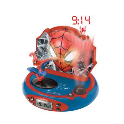 Spider-Man Alarm Clock Radio Projector