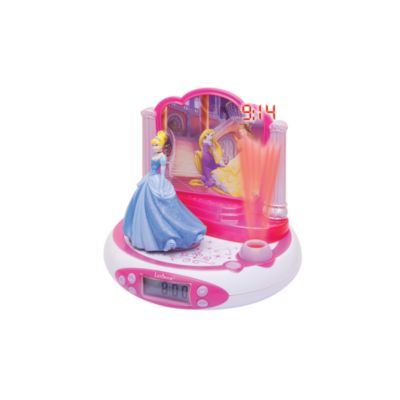 Disney Princess Alarm Clock Radio Projector