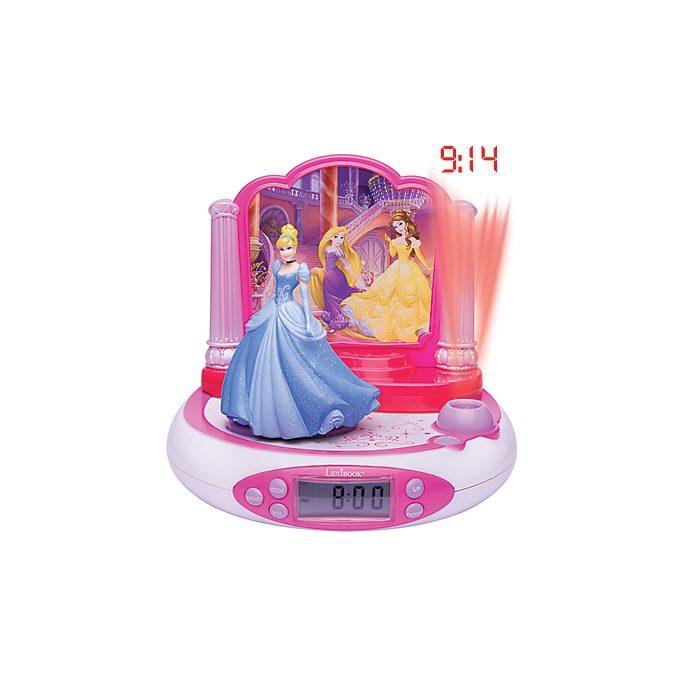 Disney Princess Alarm Clock Radio Projector