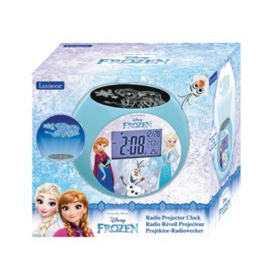 Frozen Radio Projector Clock