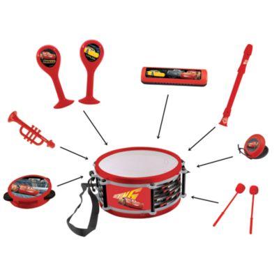 Disney/Pixar Cars 3 - Musikinstrument-Set