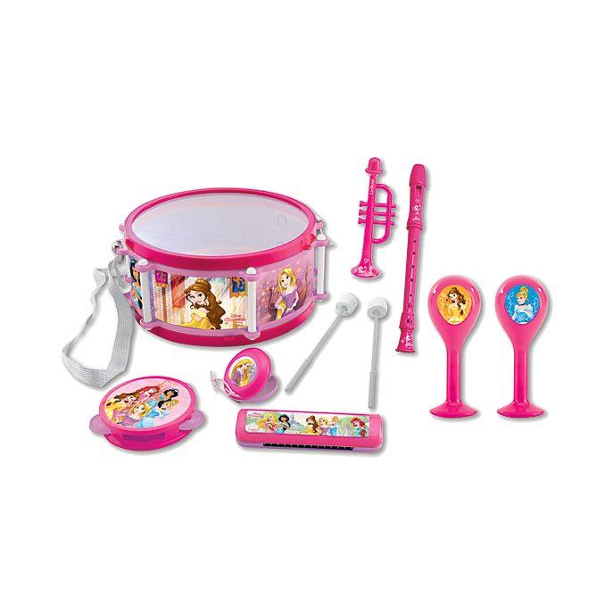 Set de instrumentos musicales princesa Disney