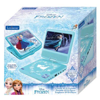 Lecteur DVD portable La Reine des Neiges