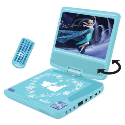 Die Eiskönigin - völlig unverfroren - tragbarer DVD-Player