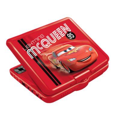 Reproductor DVD portátil Disney Pixar Cars 3