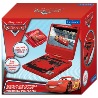 Disney/Pixar Cars 3 - Tragbarer DVD-Player