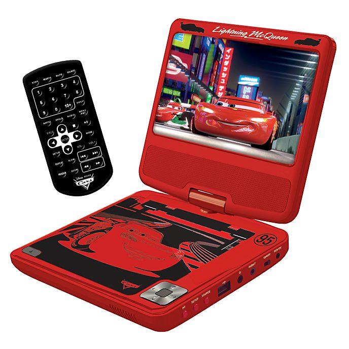 Disney Pixar Cars 3 Portable DVD Player