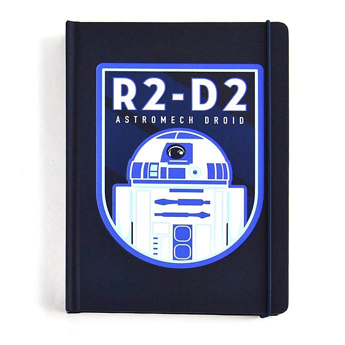 R2-D2 A5 Notebook, Star Wars