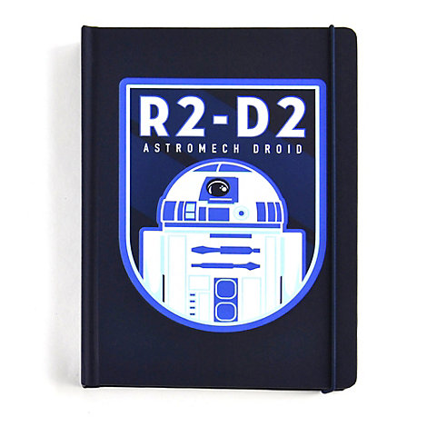 Star Wars - R2-D2 - A5 Notizbuch